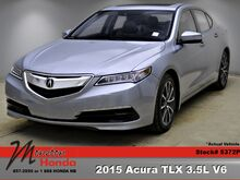 2015_Acura_TLX_3.5L V6_ Moncton NB