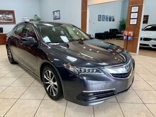 2015_Acura_TLX_8-Spd DCT_ Charlotte NC