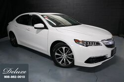 Acura TLX Sedan, Rear-View Camera, Bluetooth Streaming Audio, Pandora Connectivity, Heated Leather Seats, Power Sunroof, 17-Inch Machined Alloy Wheels, 2015