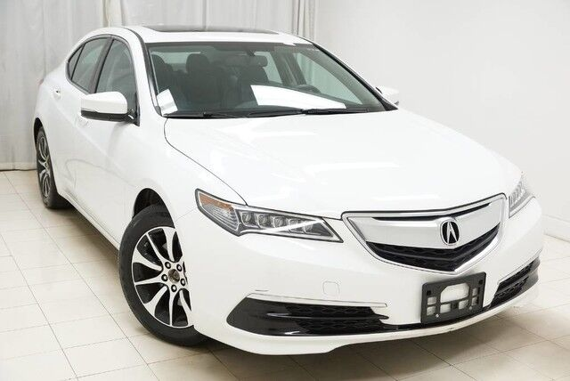 2015 Acura TLX Sunroof Backup Camera 1 Owner Avenel NJ