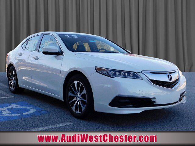 2015 Acura Tlx Tech West Chester Pa 27990227