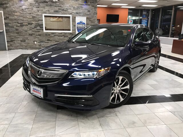 2015 Acura TLX Tech Worcester MA