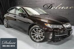 Acura TLX Technology SH-AWD, Navigation System, Rear-View Camera, V-6 Engine, 18-Inch Alloy Wheels, 2015