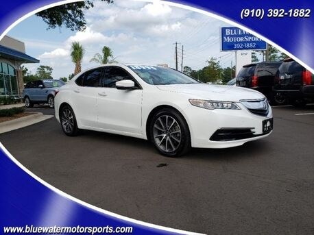 2015_Acura_TLX_V6 Tech_ Wilmington NC