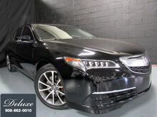 2015_Acura_TLX_V6 Technology, Navigation System, Rear-View Camera, Bluetooth Streaming Audio, Pandora Connectivity, Heated Leather Seats, Power Sunroof, 18-Inch Machined Alloy Wheels,_ Linden NJ