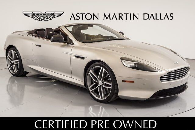 Aston Martin DB Volante Dallas TX - Aston martin db9 pre owned