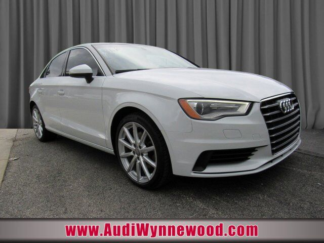 2015 audi a3 1 8t premium wynnewood pa 26520821. Black Bedroom Furniture Sets. Home Design Ideas
