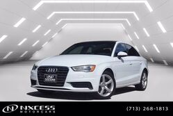 Audi A3 1.8T Premium Navigation Roof Leather Low Miles! 2015