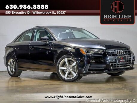 2015_Audi_A3_1.8T Premium_ Willowbrook IL
