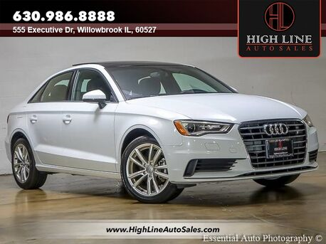 2015_Audi_A3_2.0 TDI Premium_ Willowbrook IL
