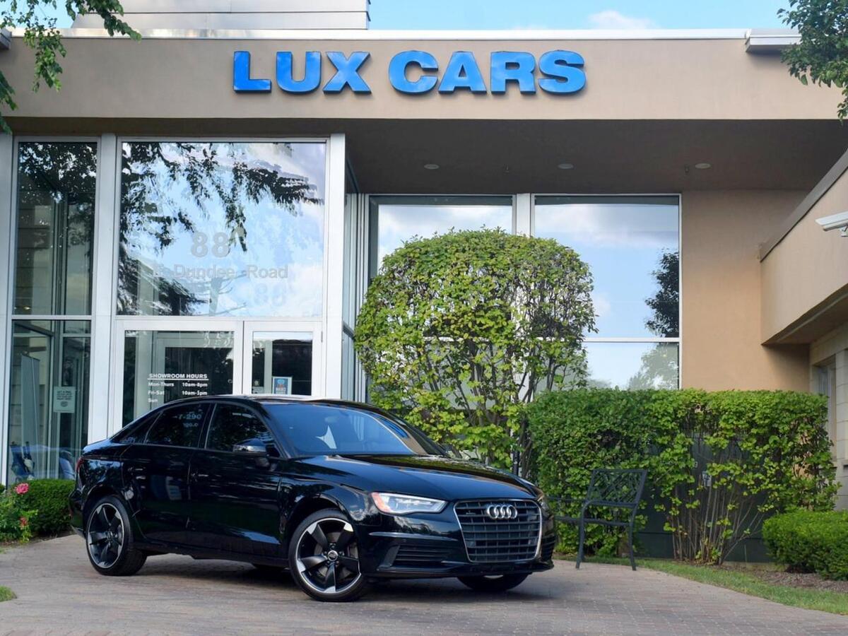 2015_Audi_A3_2.0T Premium Panoroof Nav Quattro MSRP $38,910_ Buffalo Grove IL