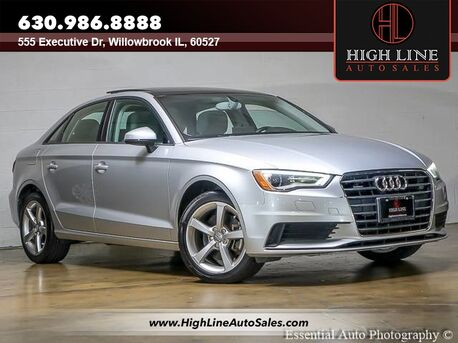 2015_Audi_A3_2.0T Premium_ Willowbrook IL