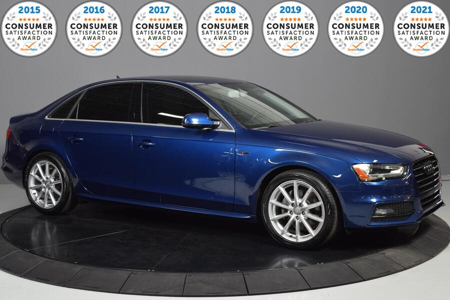 2015_Audi_A4_Premium Plus_ Glendale Heights IL
