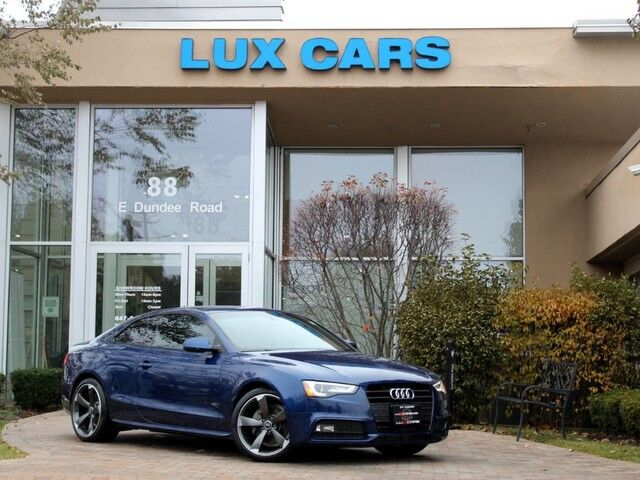 2015_Audi_A5_Premium Plus 6-Speed Manual Quattro_ Buffalo Grove IL