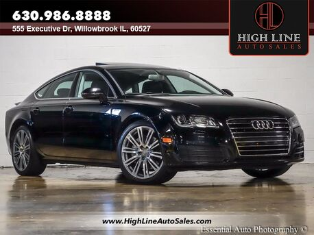 2015_Audi_A7_3.0 Premium Plus_ Willowbrook IL