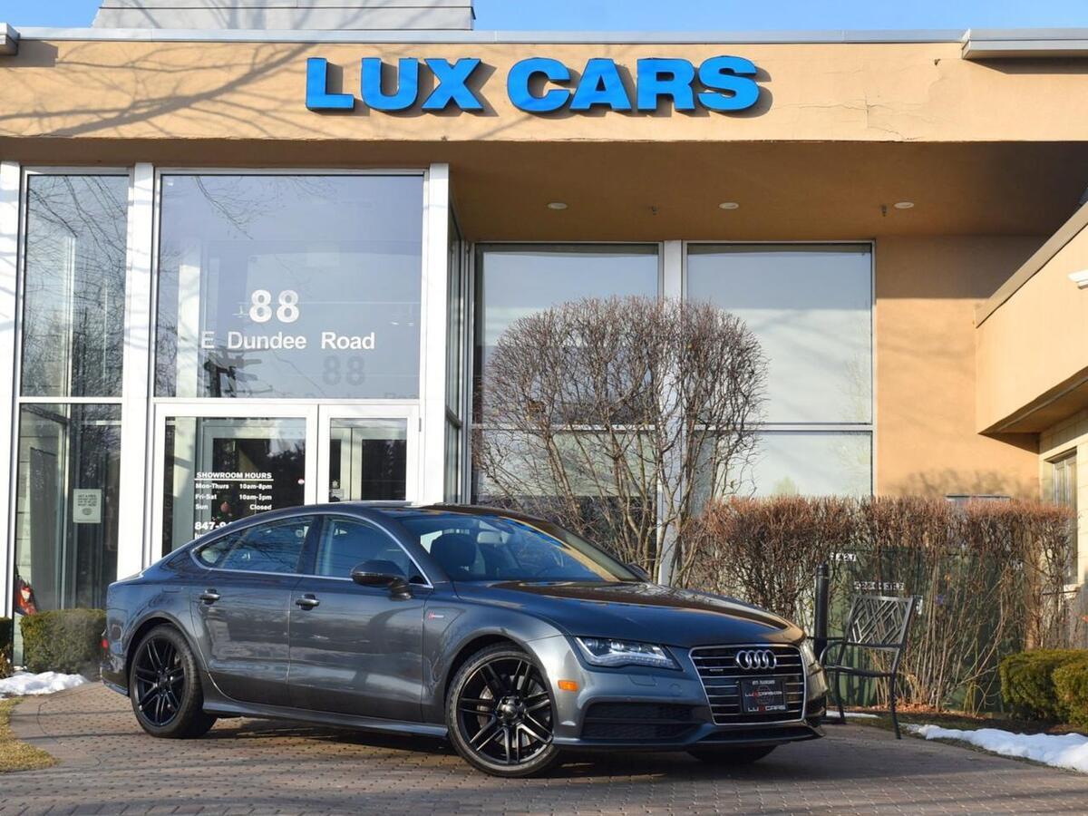 2015_Audi_A7_3.0 Prestige Sport Nav Quattro MSRP $72,770_ Buffalo Grove IL