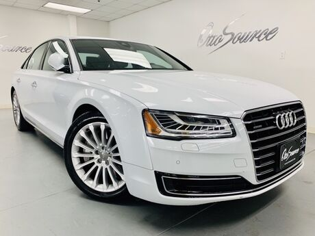 2015 Audi A8 3.0T Dallas TX