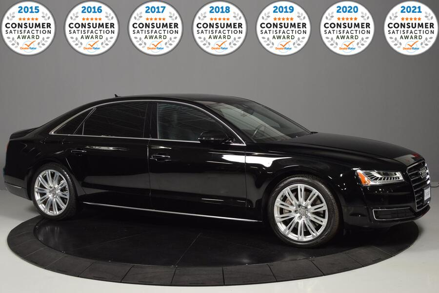 2015_Audi_A8 L_3.0T_ Glendale Heights IL