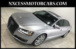 2015_Audi_A8 L_3.0T PREMIUM PKG HEADS UP NAVI 1 OWNER_ Houston TX