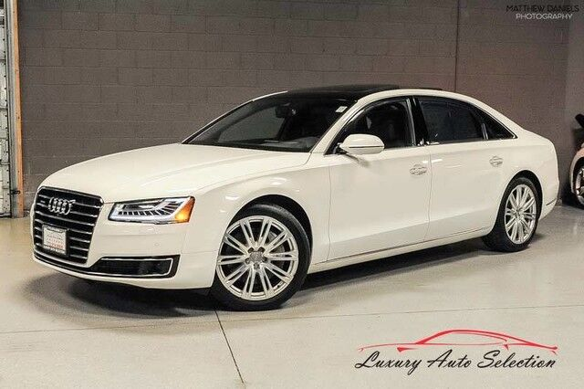 2015 Audi A8 L 3.0T Quattro Premium Plus 4dr Sedan Chicago IL