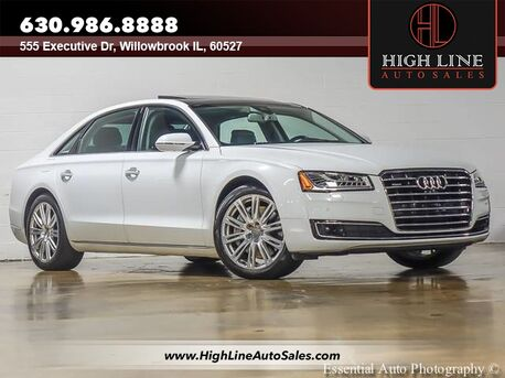 2015_Audi_A8 L_4.0T_ Willowbrook IL