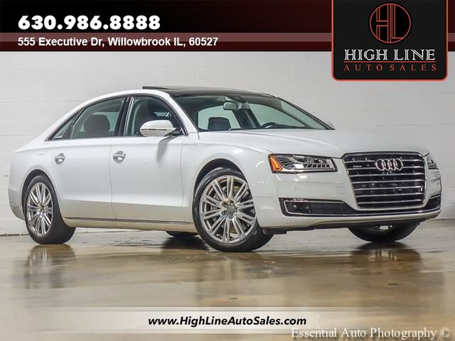 2015 Audi A8 L 4.0T Willowbrook IL
