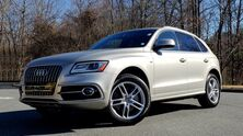 Audi Q5 Premium Plus / NAV / PANO-ROOF / CAMERA 2015