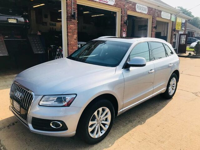 2015 Audi Q5 Premium Plus Shrewsbury NJ