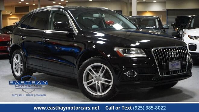 2015_Audi_Q5_Premium Plus with Technology Package_ San Ramon CA