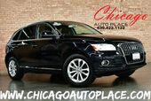 2015 Audi Q5 Premium QUATTRO - 1 OWNER 2.0L TFSI 4-CYL 220HP ENGINE ALL WHEEL DRIVE NAVIGATION BLACK LEATHER HEATED SEATS PANO ROOF POWER LIFTGATE XENONS