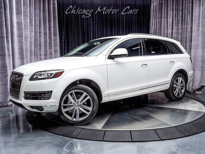 2015_Audi_Q7_3.0L TDI Premium Plus_ Chicago IL
