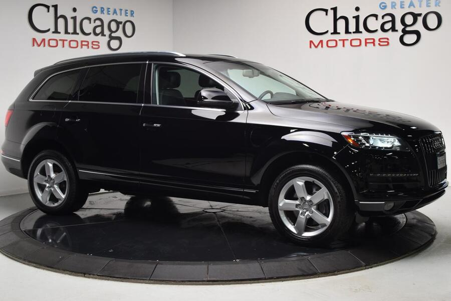 2015_Audi_Q7_3.0L TDI Premium Plus_ Glendale Heights IL