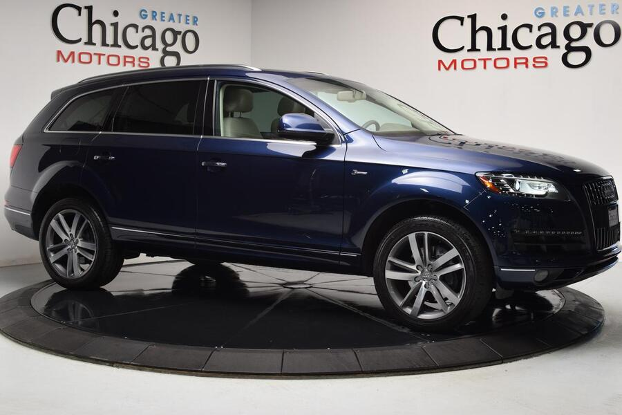 2015_Audi_Q7_3.0T Premium Plus_ Chicago IL