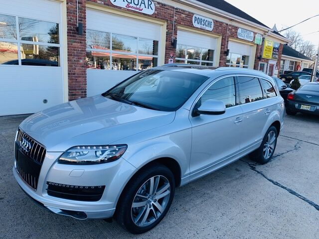 2015 Audi Q7 3.0T Premium Plus Shrewsbury NJ
