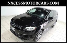 Audi Q7 3.0T Premium Plus WARM WEATHER PKG 2015