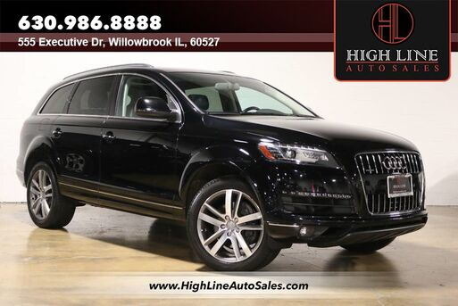 2015_Audi_Q7_3.0T Premium Plus_ Willowbrook IL