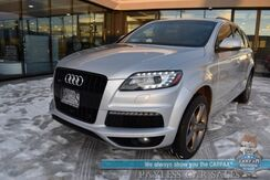 2015_Audi_Q7_3.0T S Line Prestige / AWD / Heated & Cooled Leather Seats / Navigation / Blind Spot Alert / Sunroof / Bose Speakers / 3rd Row / Seats 7 / Bluetooth / Back Up Camera / 22 MPG_ Anchorage AK