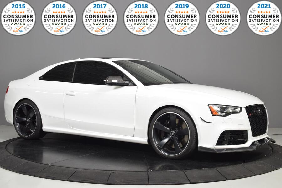 2015_Audi_RS 5__ Glendale Heights IL