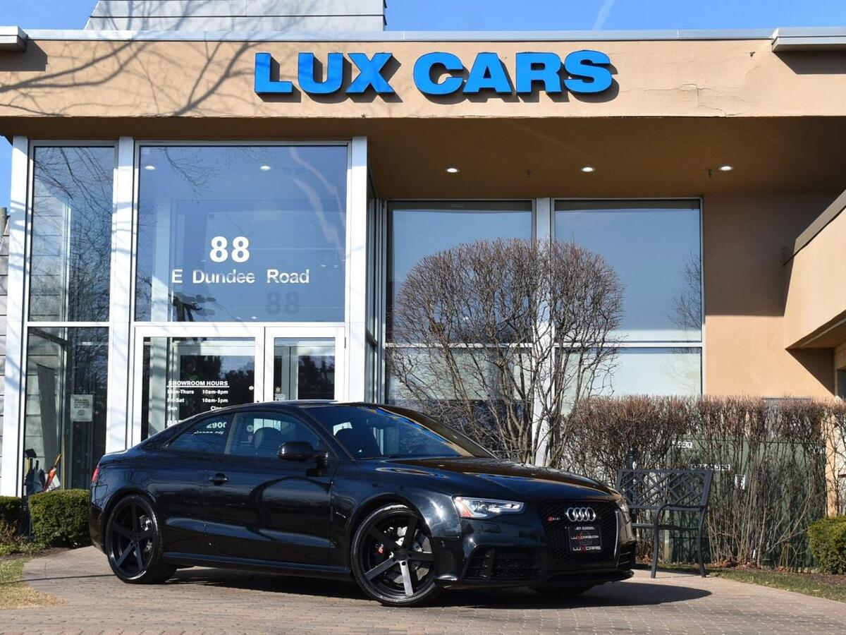 2015_Audi_RS 5_Technology Nav Quattro MSRP $79,295_ Buffalo Grove IL