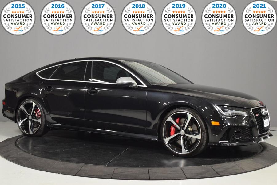 2015_Audi_RS 7__ Glendale Heights IL