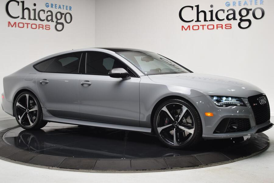 2015_Audi_RS 7_Prestige_ Chicago IL
