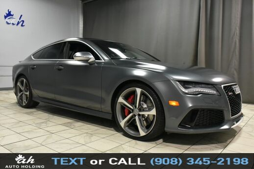 2015 Audi RS 7 Prestige Hillside NJ