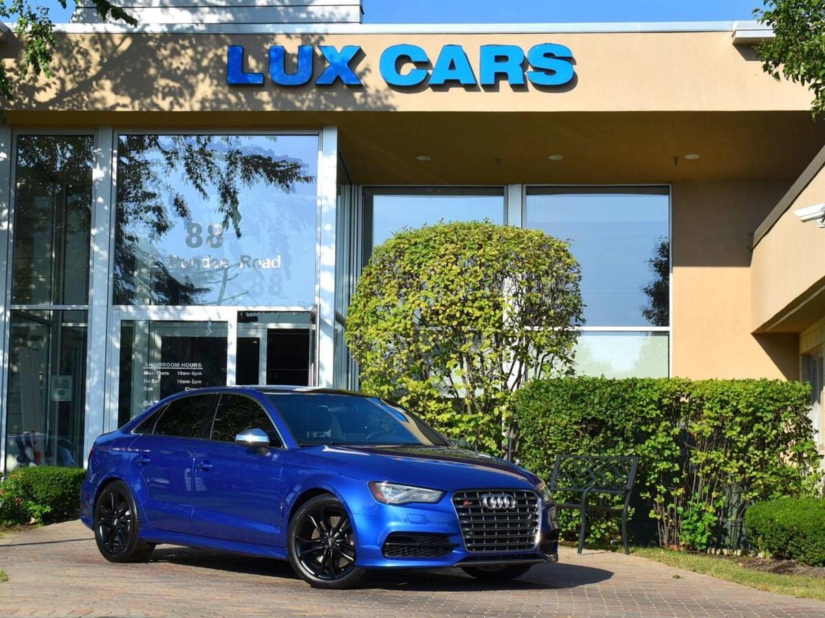 2015_Audi_S3_Prestige Nav Performance PKG Quattro MSRP $49,945_ Buffalo Grove IL