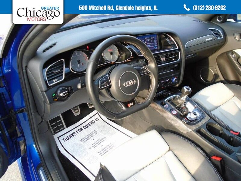 2015_Audi_S4_Premium Plus_ Glendale Heights IL