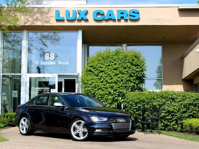 2015_Audi_S4_Premium Plus Technology Nav Quattro MSRP $57,675_ Buffalo Grove IL