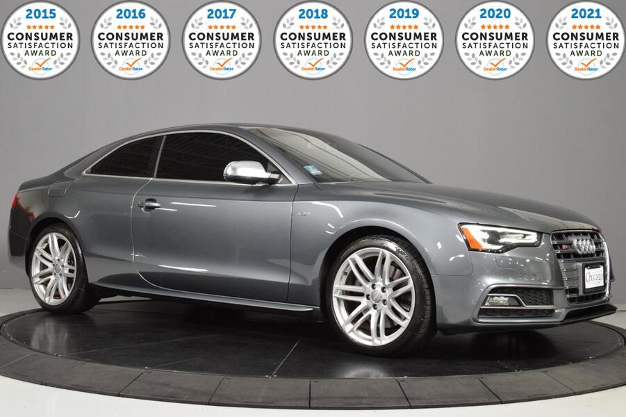 2015_Audi_S5_Premium Plus_ Glendale Heights IL