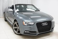 2015_Audi_S5_quattro Prestige Cabrio Navigation Drivers Assist Backup Camera_ Avenel NJ