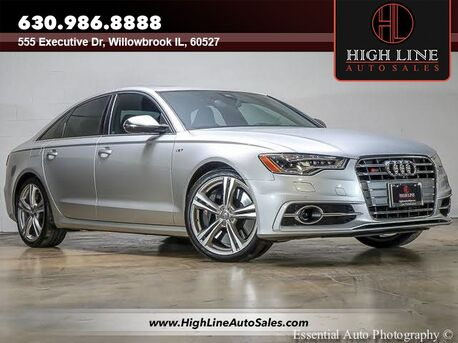 2015_Audi_S6__ Willowbrook IL