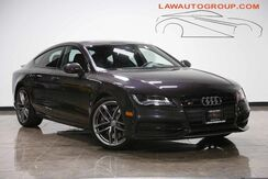 2015_Audi_S7_Black Optic Pkg/ Night Vision Assist/ Cold Weather Pkg_ Bensenville IL