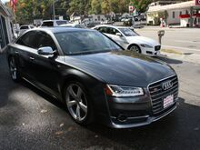 2015_Audi_S8_4.0T quattro_ Roanoke VA